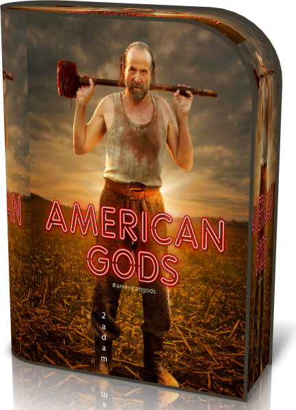 Amerykańscy Bogowie (2017) KiT-MPEG-TS-HDV-720p-H.264-AC-3 / Lektor /PL