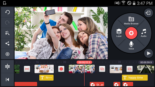 KineMaster – Pro Video Editor v4.1.0.9543 Final (PL)