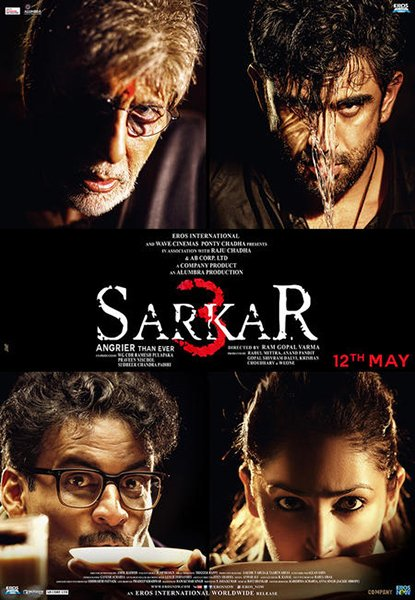 Sarkar 3 (2017) KiT-MPEG-TS-HDV-AC-3-ZF/Lektor/PL