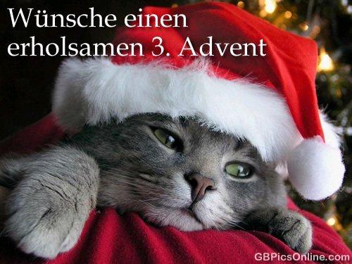 Weihnachtsbilder Zum 3 Advent.3 Advent Lustich De