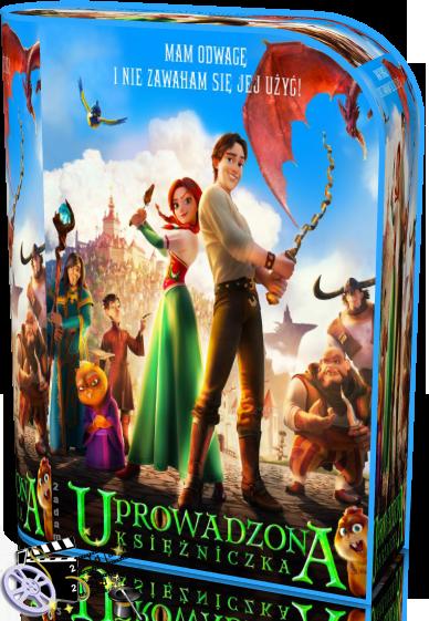 Uprowadzona księżniczka (2018) KiT-Blu-ray Video-536p-H.264-AVC-AAC/Lektor/PL