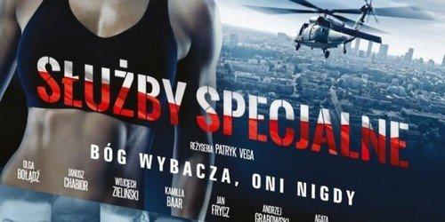 Służby specjalne / serial / PL