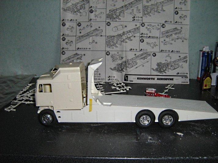 K-100 Long Cab Racetransporter 09dceejg3xj