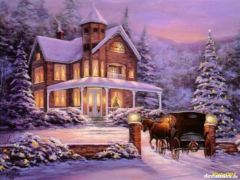 Nostalgische Weihnachtsbilder.Dreamies De Ptgreghszg7 Jpg