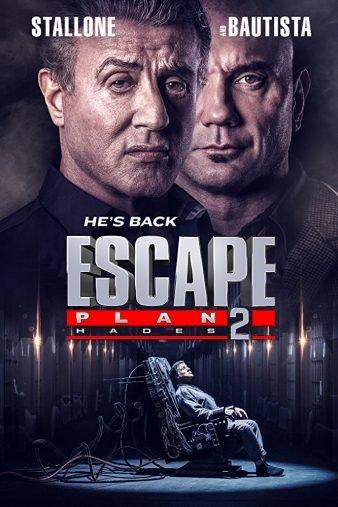 Escape Plan 2: Hades (2018) KiT-MPEG-4-H.264-HDV-AC-3 /Napisy/PL