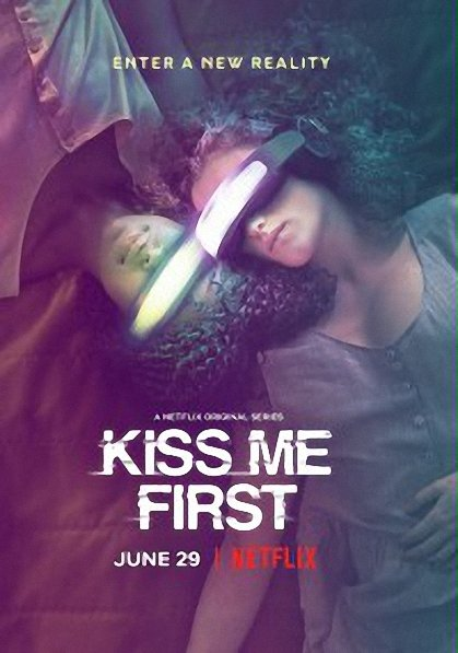 Kiss Me First (2018) Serial-MPEG-TS-HDTV-AC-3/Lektor/PL