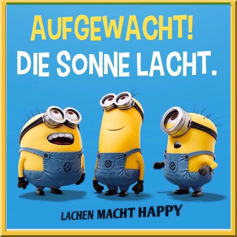 Lachen macht happy