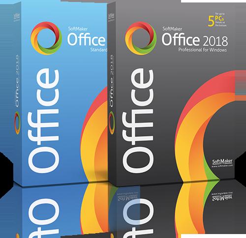 SoftMaker Office Professional 2018 Rev 928.0313