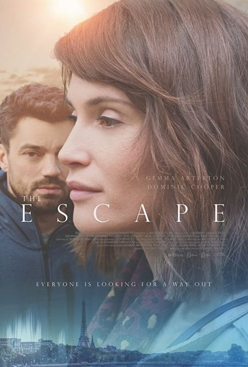 Ucieczka / The Escape (2017) PL.1080p.WEB-DL.x264.AC3-KiT / Lektor PL