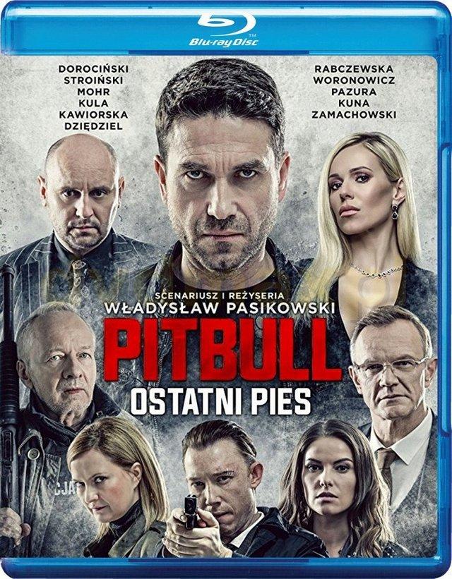Pitbull. Ostatni pies (2018) POL.1080p.Blu-Ray.AVC.DTS-HD.MA.5.1-DS / Film Polski
