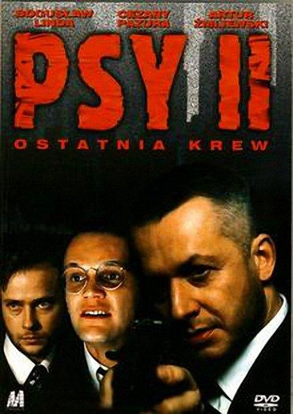 Psy II: Ostatnia krew (1994) TVrip-BDAV-HDV-AVC-AAC/PL