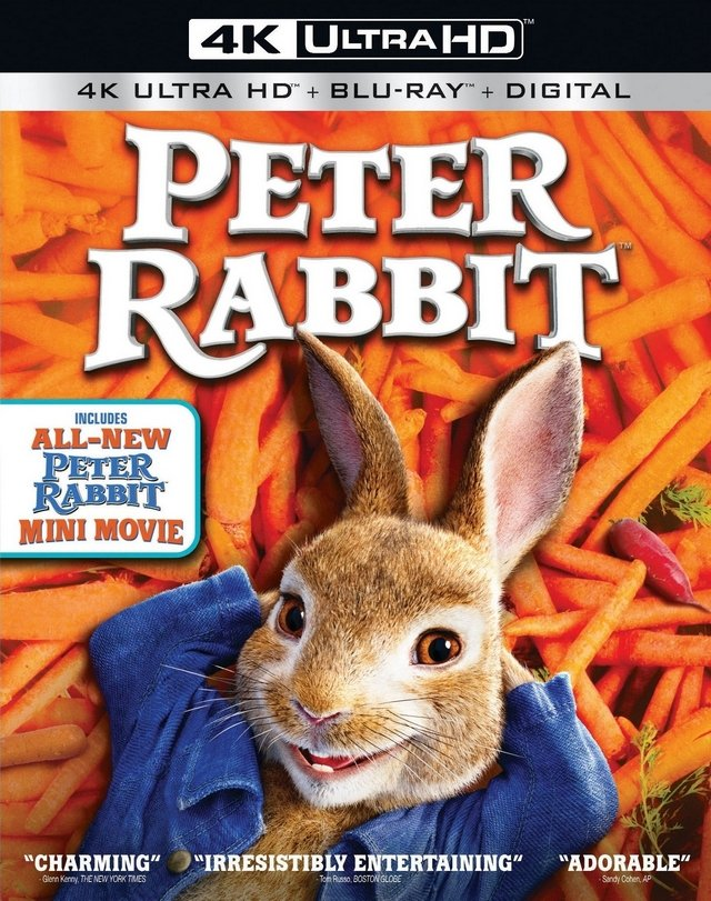 Piotruś Królik / Peter Rabbit (2018) PLDUB.2160p.UHD.BluRay.x265-P2P / Dubbing PL