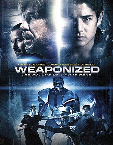 Swap / Weaponized (2016) KiT-MPEG-TS-HDV-AC-3 /Lektor/PL