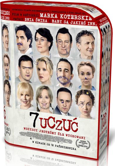 7 uczuć (2018) Cam-MPEG-4-480p-H.264-AVC-AAC/PL