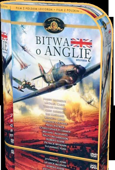 Bitwa o Anglię (1969) Blu-ray Video-552p-H.264-AVC-AAC/Lektor/PL