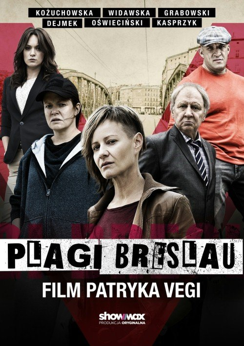 Plagi Breslau (2018) PL.WEBRip.XviD-KiT / Film polski