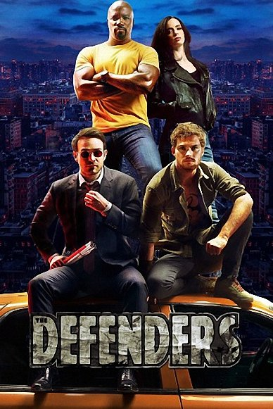 The Defenders (2017) Serial-MPEG-TS-HDTV-AC-3/Lektor/PL