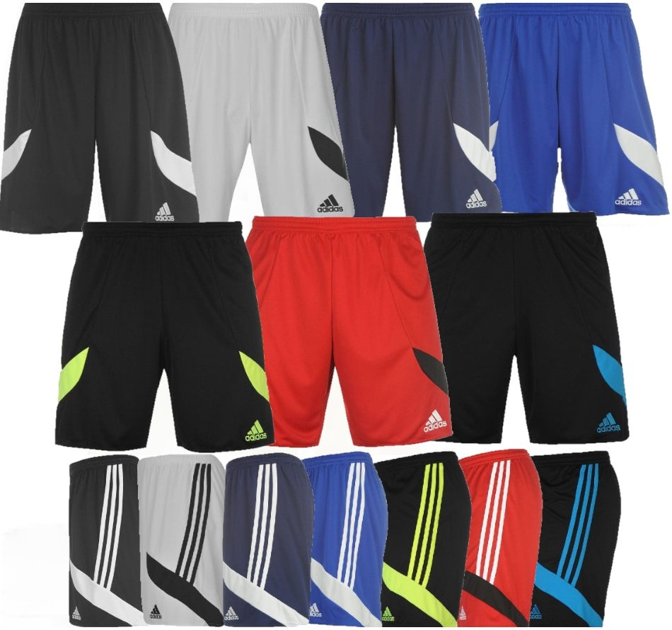 Details zu ✅ADIDAS SERENO Shorts Herren kurze Fussball Hose Training Sport Fitness Jogging