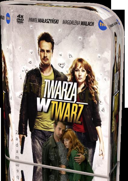 Twarzą w twarz (2007) TVrip-MPEG-TS-HDV-720p-H.264-AC-3 /PL