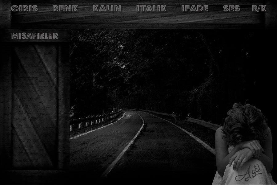 Karanlık Yol Bayan Radyo Teması -Ayşe Gül**