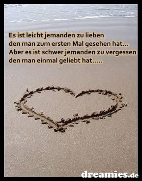 jemanden zu lieben