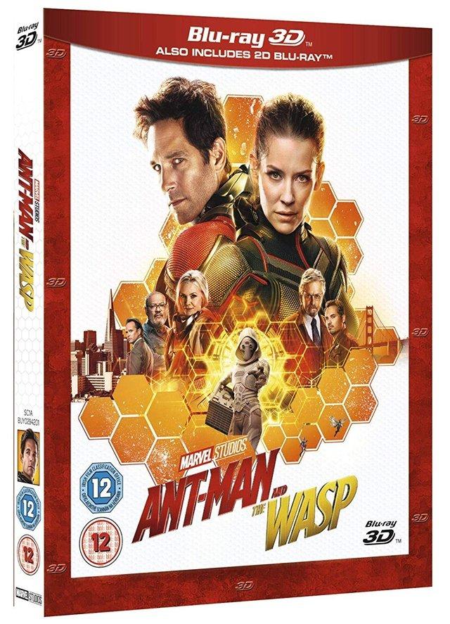 Ant-Man i Osa 3D / Ant-Man and the Wasp 3D (2018) PLDUB.1080p.Half-OU.BluRay.DD2.0.x264-P2P / Dubbing PL i Napisy PL (2D i 3D)