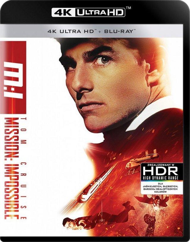 Mission: Impossible (1996) MULTi.2160p.UHD.BluRay.REMUX.HDR.HEVC.TrueHD.7.1-P2P / Lektor PL i Napisy PL